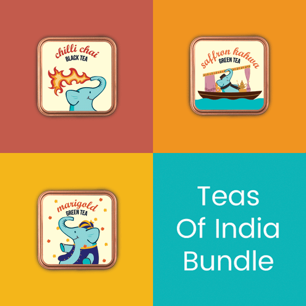 Teas of India - Tea Trunk