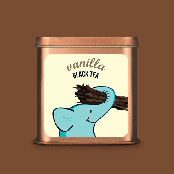 Vanilla Black Tea - Tea Trunk