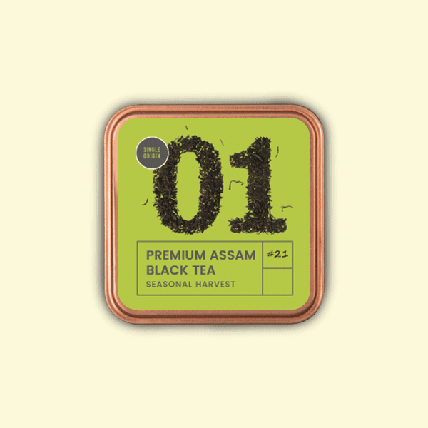 Premium Assam Black Tea - Tea Trunk