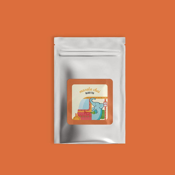 Masala chai - Refill Pack - Tea Trunk