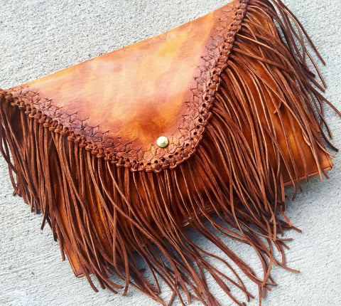 Ndulge Avery Fringe Bag-Lil Miss-Ndulge In You