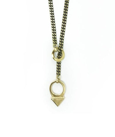 Gold/Silver Yoko Necklace