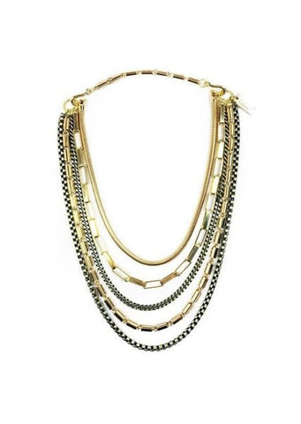 Ndulge Millie Necklace (Silver or Gold Option) - Ndulge In You
