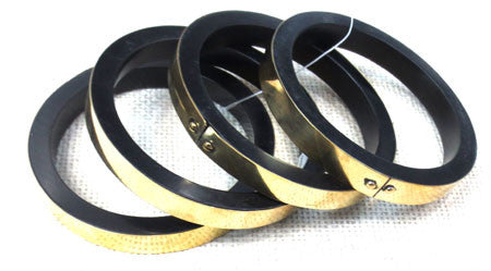 Ndulge Jen & Mik Stackable Bangles-Ndulge In You-Ndulge In You
