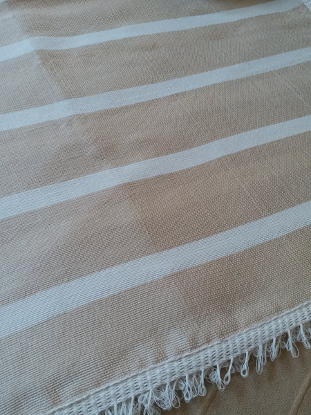 Inabel Handwoven Wasig Cerelina Blanket (~52inx80in)