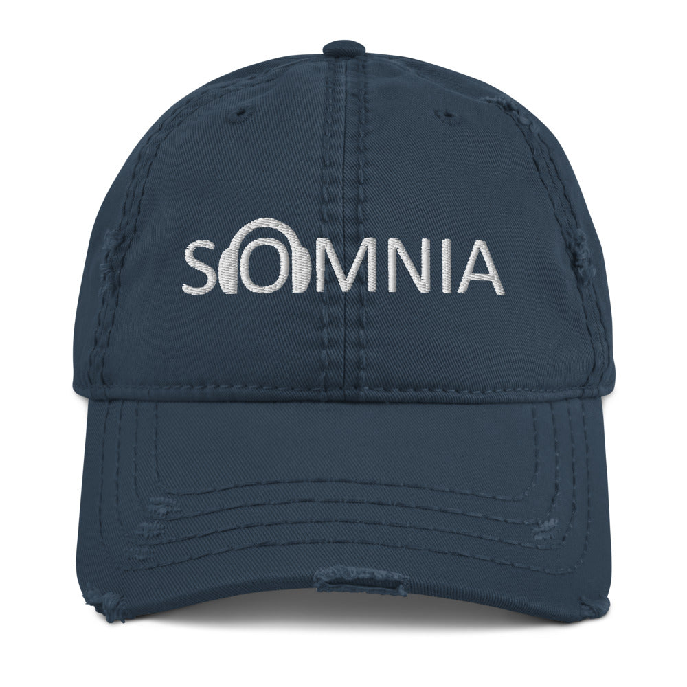 SOMNIA - Distressed Dad Hat