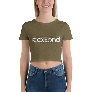 ZEXTONE - Women's Crop Tee