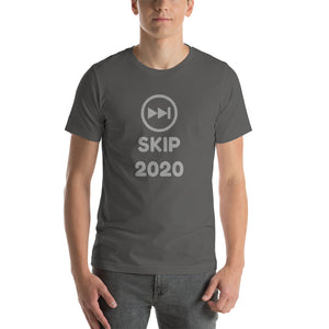 SKIP 2020 - Short-Sleeve Unisex T-Shirt