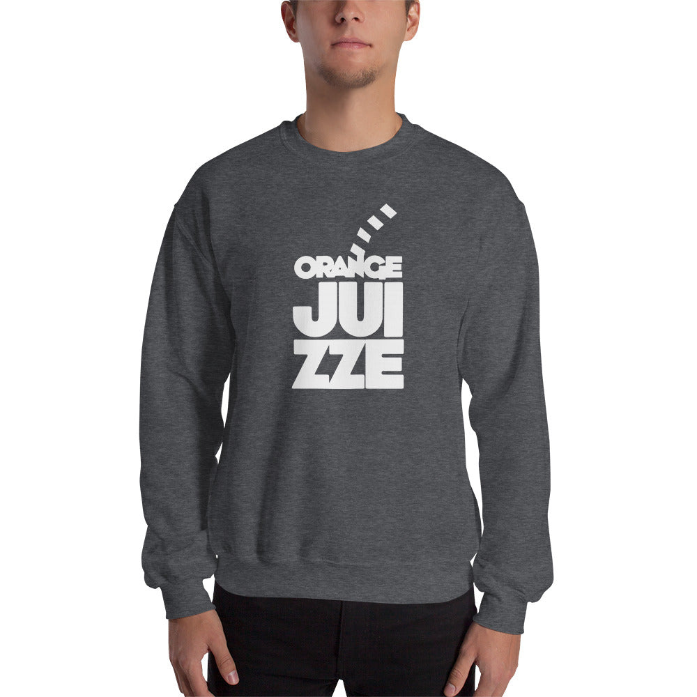 ORANGE JUIZZE - Unisex Sweatshirt
