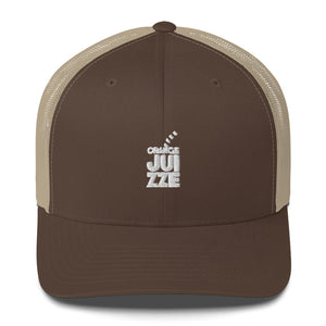 ORANGE JUIZZE - Trucker Cap