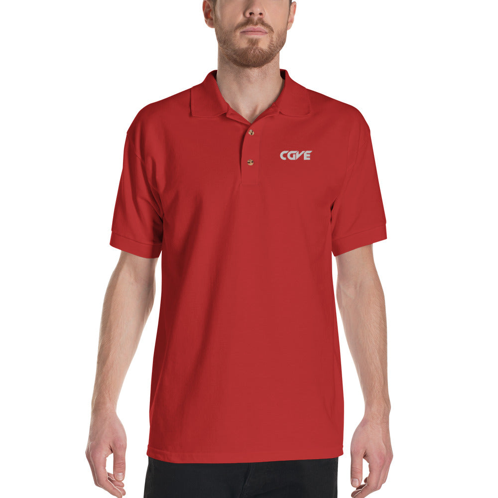 CGVE - Embroidered Polo Shirt