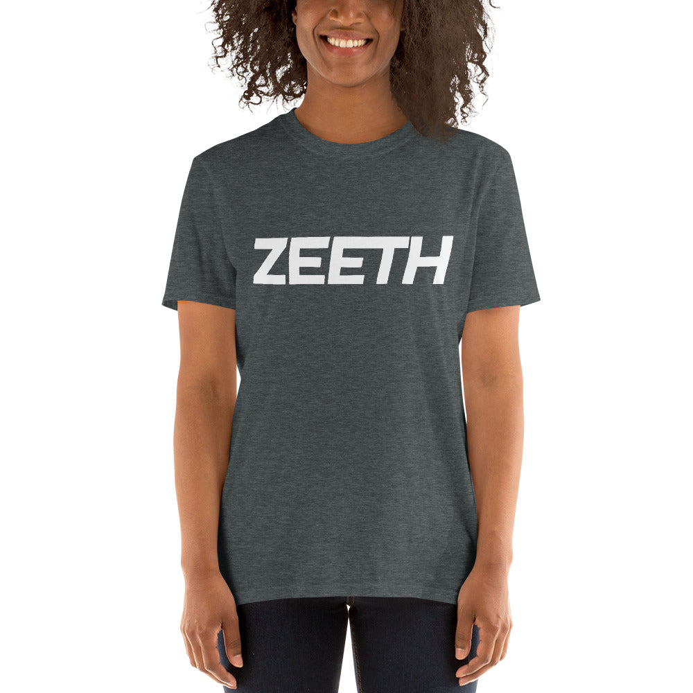 ZEETH - Short-Sleeve Unisex T-Shirt