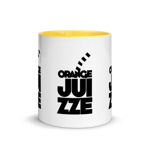 ORANGE JUIZZE - Mug with Color Inside