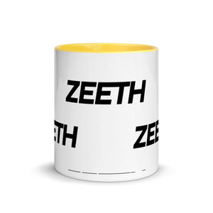ZEETH - Mug with Color Inside