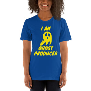 I AM GHOST PRODUCER - Short-Sleeve Unisex T-Shirt