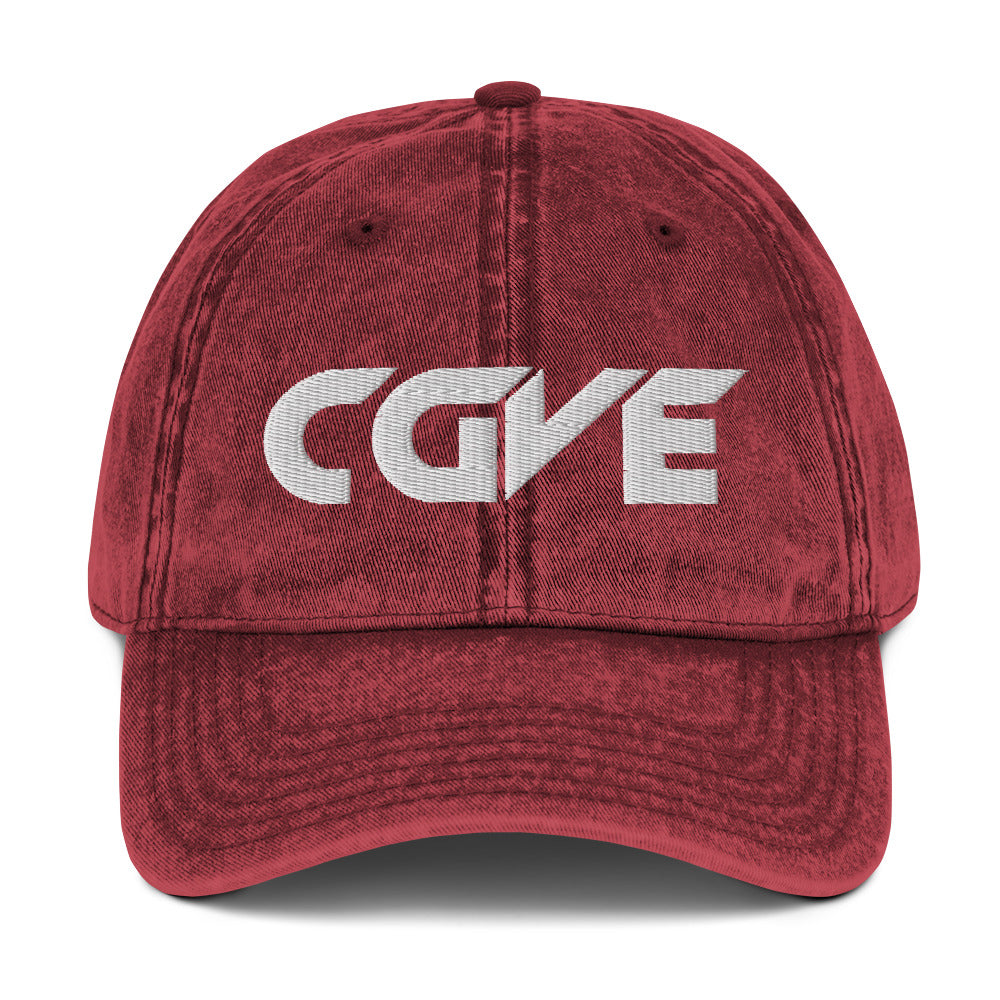 CGVE - Vintage Cotton Twill Cap