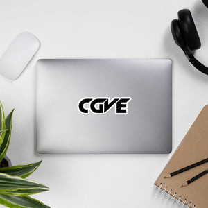 CGVE - Bubble-free stickers