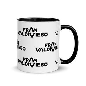 FRAN VALDIVIESO - Mug with Color Inside