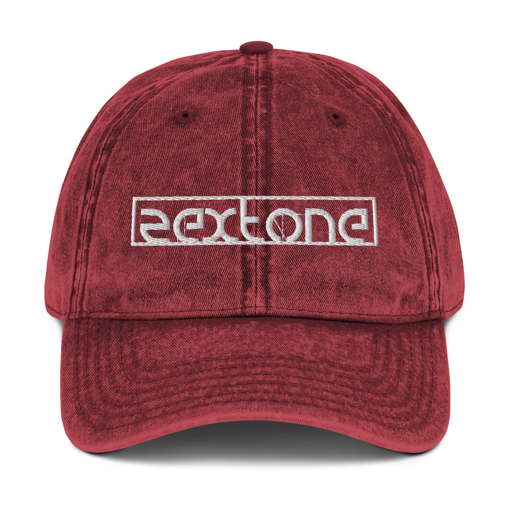 ZEXTONE - Vintage Cotton Twill Cap