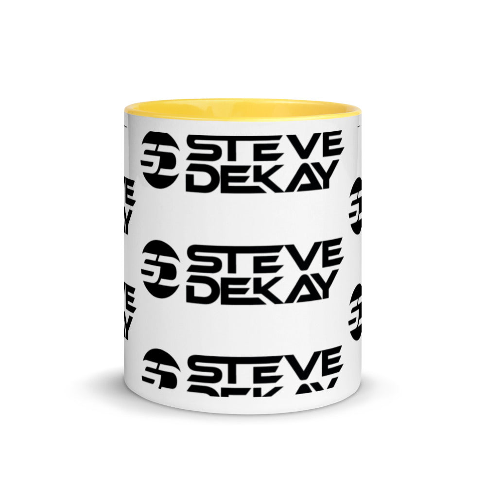 STEVE DEKAY - Mug with Color Inside