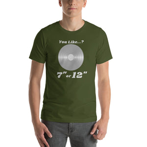 """YOU LIKE?"" - Short-Sleeve Unisex T-Shirt"
