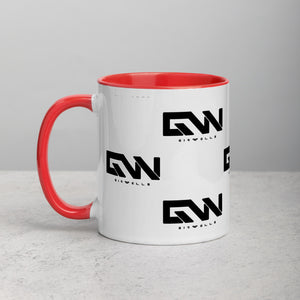 GIRWELLS - Mug with Color Inside