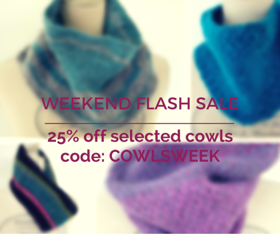 Cowls on sales!