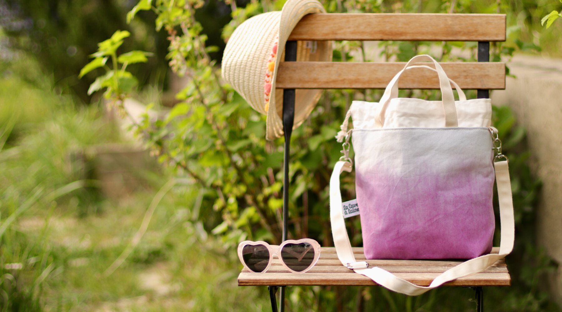 Hand-dyed Bags