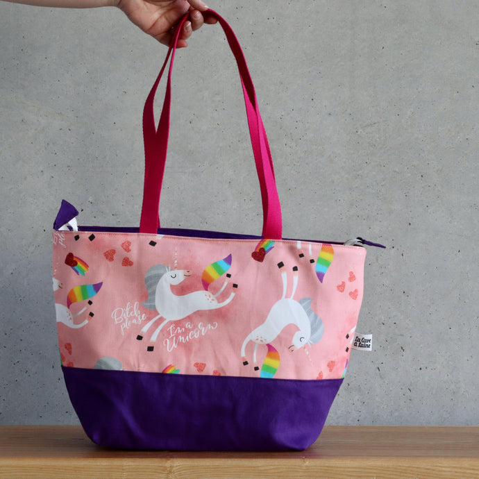 Unicorns Weekender Bag-La Cave à Laine