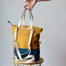 Load image into Gallery viewer, BackPack - Candy Candy Yellow-La Cave à Laine