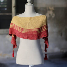 Load image into Gallery viewer, A Tassel a Day - Printed Pattern-La Cave à Laine