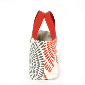 Gioia Yarn Project Bag - So '70s, Reversible | End-of-collection-La Cave à Laine
