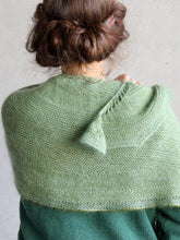 Load image into Gallery viewer, Snow can Wait Shawl KIT - Spring Woods-La Cave à Laine