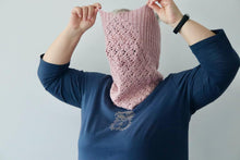 Load image into Gallery viewer, Amabilis Cowl - PDF pattern download-La Cave à Laine