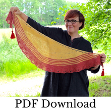 Load image into Gallery viewer, A Tassel a Day - PDF pattern download-La Cave à Laine