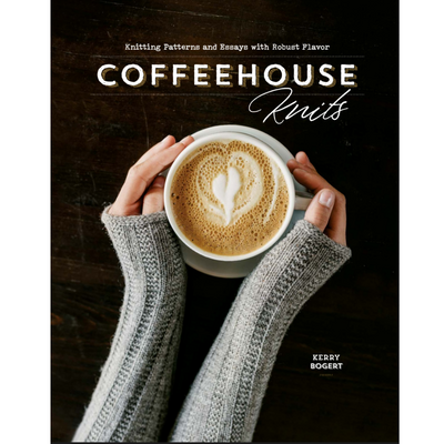 Coffeehouse Knits - Printed Book-La Cave à Laine