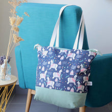 Load image into Gallery viewer, Llama Weekender Bag-La Cave à Laine