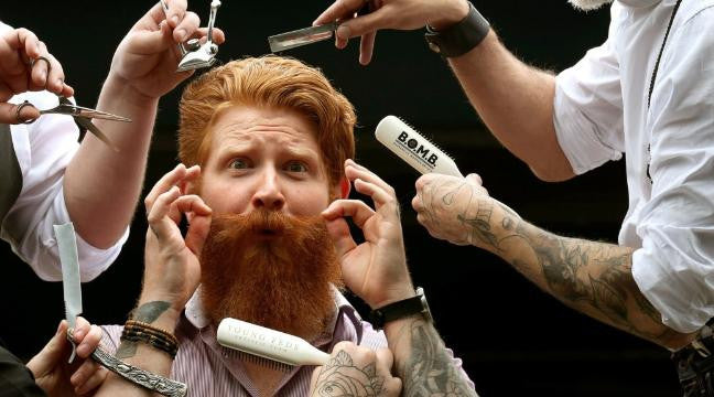 Male Grooming - It's not just for Hipsters!