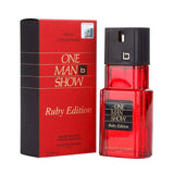 Jacques Bogart One Man Show 100ml EDT Spray Ruby Edition