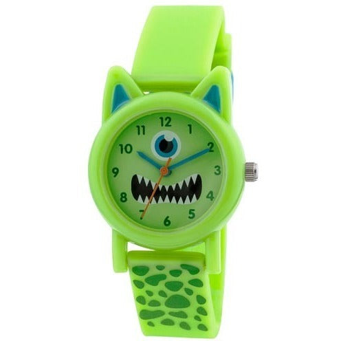 Tikkers Green Monster Watch TK0095 - Anielas.com