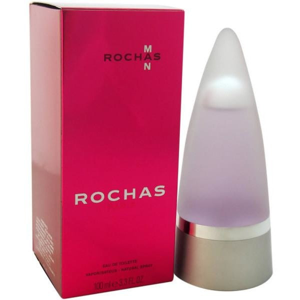 ROCHAS MAN 100ML EAU DE TOILETTE SPRAY