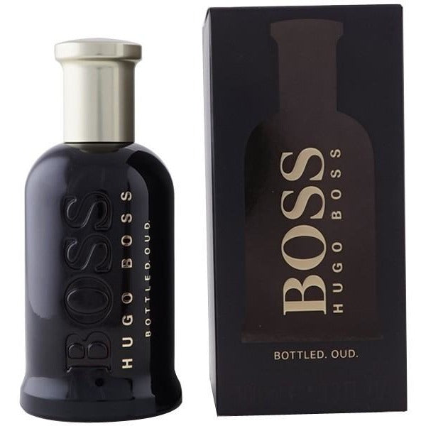 Hugo Boss Boss Bottled Oud Eau de Parfum Spray 100ml | Anielas.com