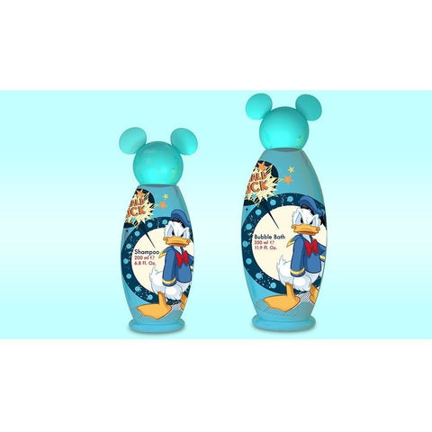 Disney Donald Duck Bubble Bath & Shampoo Set | Anielas.com