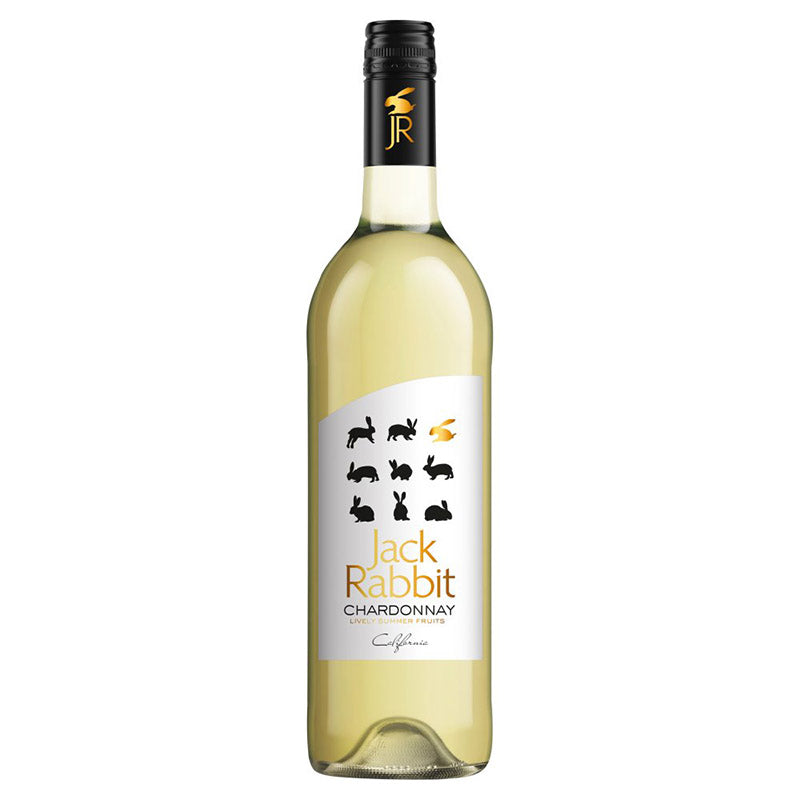 Jack Rabbit Chardonnay 750ml 6 Bottles