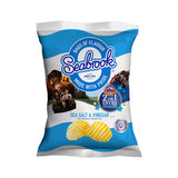 Seabrook Beefy, Cheese & Onion, Prawn Cocktail, Salt & Vinegar or Sea Salt - 31.8g x 32 bags