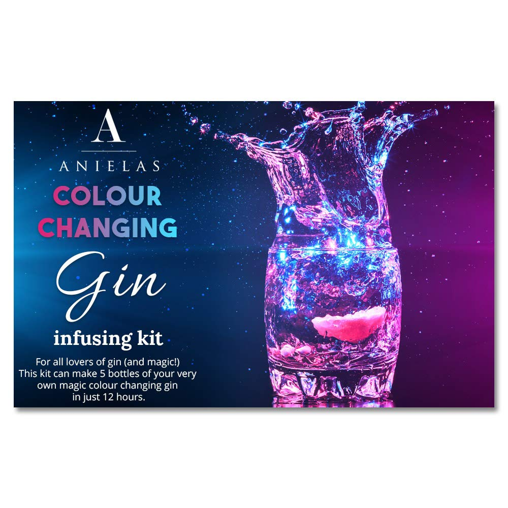 Colour Changing Gin Infusion Kit