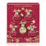 Baylis & Harding Midnight Fig and Pomegranate 5 Piece Christmas Gift Set