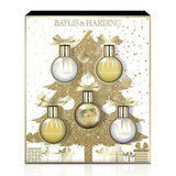 Baylis & Harding Sweet Mandarin and Grapefruit 5 Piece Christmas Gift Set