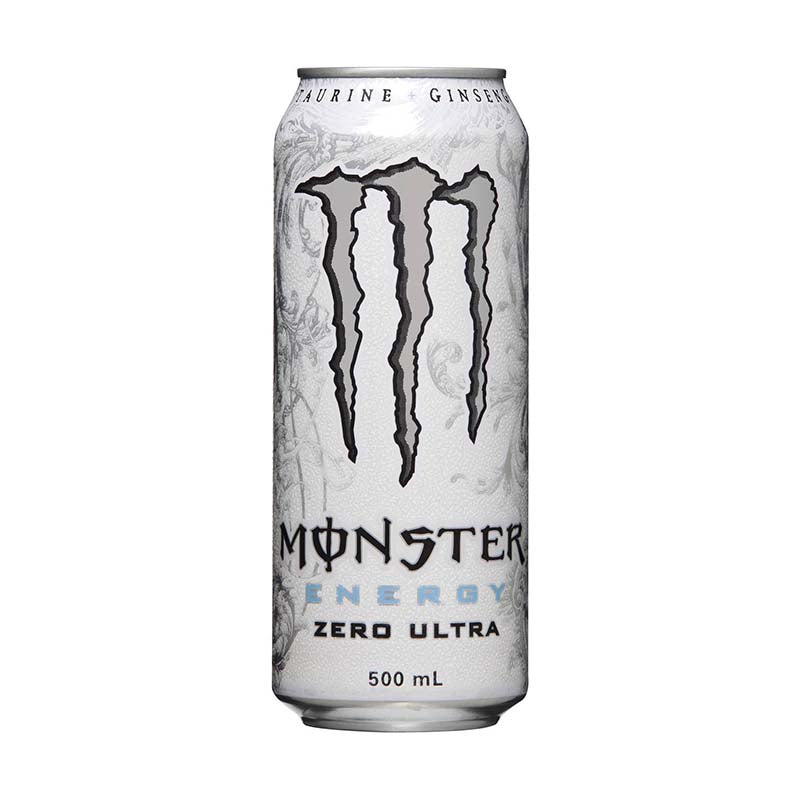 Monster Energy Ultra Can 500ml 12pk