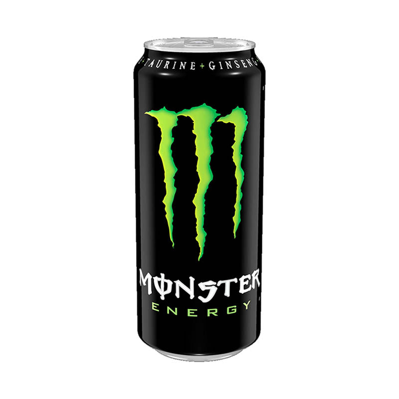 Monster Energy Drink Can 500ml 12pk